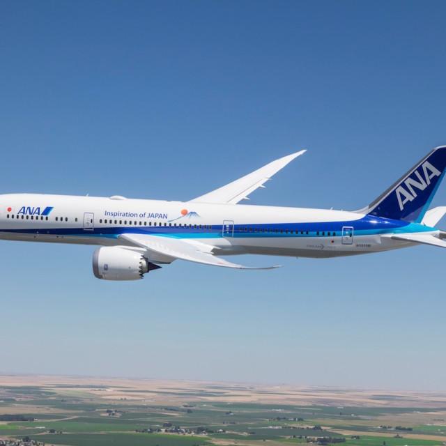 BOEING E ANA PRESENTANO LE POTENZIALITÀ DEL 787-9 DREAMLINER IN UN NUOVO VIDEO DIMOSTRATIVO