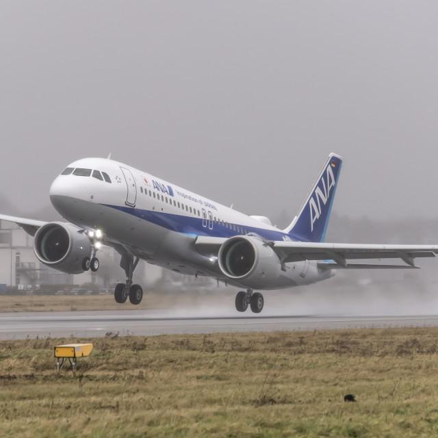 ANA PRIMA COMPAGNIA AD OPERARE L'AIRBUS A320neo IN GIAPPONE
