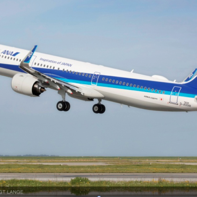 ANA INTRODUCE IN FLOTTA L'A321neo