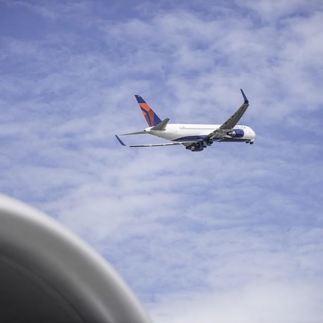 IN GIRO PER IL MONDO CON UN BOEING 767-300ER DELTA