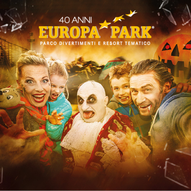 FRIBURGO ED EUROPA-PARK IN AUTUNNO