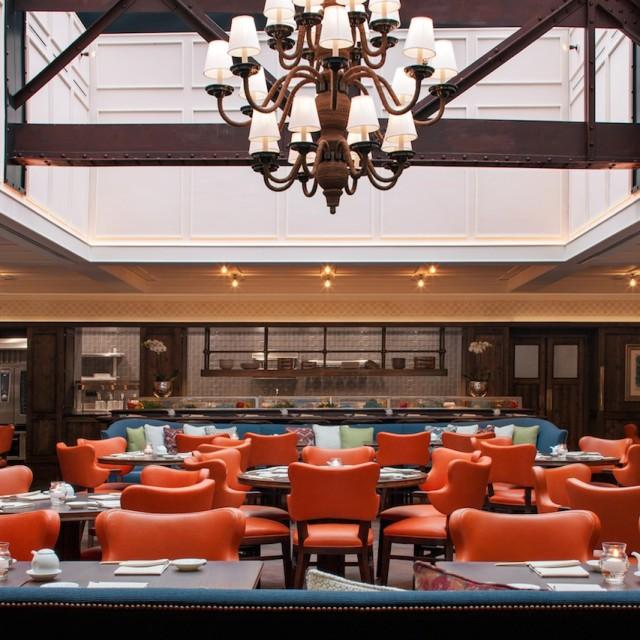 UN INVERNO DI ALTA CUCINA AL BADRUTT'S PALACE HOTEL