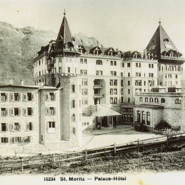BUON COMPLEANNO BADRUTT'S PALACE HOTEL!