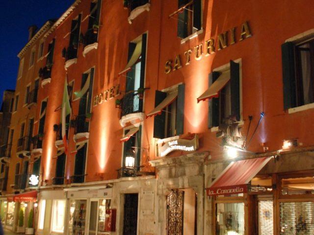 UN NATALE SPECIALE A VENEZIA ALL'HOTEL SATURNIA & INTERNATIONAL
