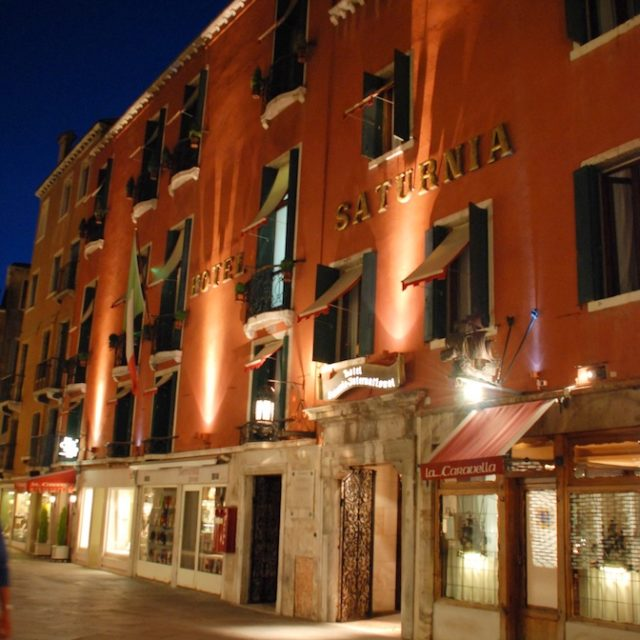 UN NATALE SPECIALE A VENEZIA ALL'HOTEL SATURNIA & INTERNATIONAL