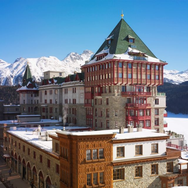 GUIDA ALL'ELEGANZA: THE I.C.E. ST.MORITZ