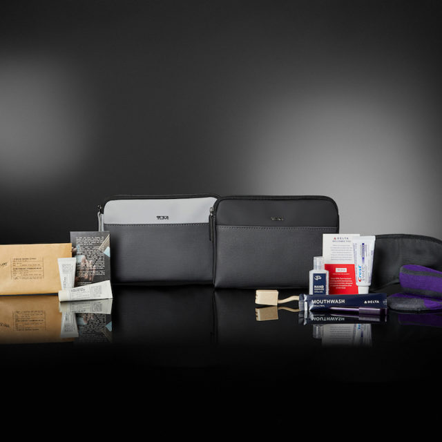 DELTA PRESENTA I NUOVI AMENITY KIT ECO-FRIENDLY