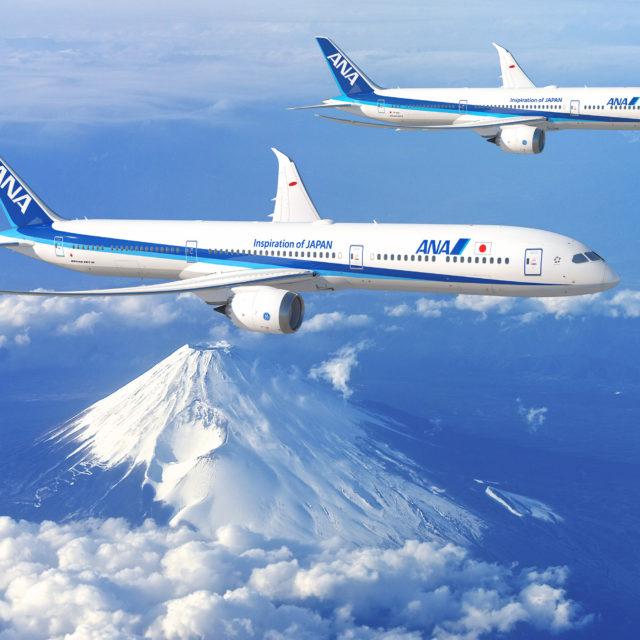 ANA HOLDINGS AMPLIA LA FLOTTA: NUOVO ORDINE  PER 20 BOEING 787