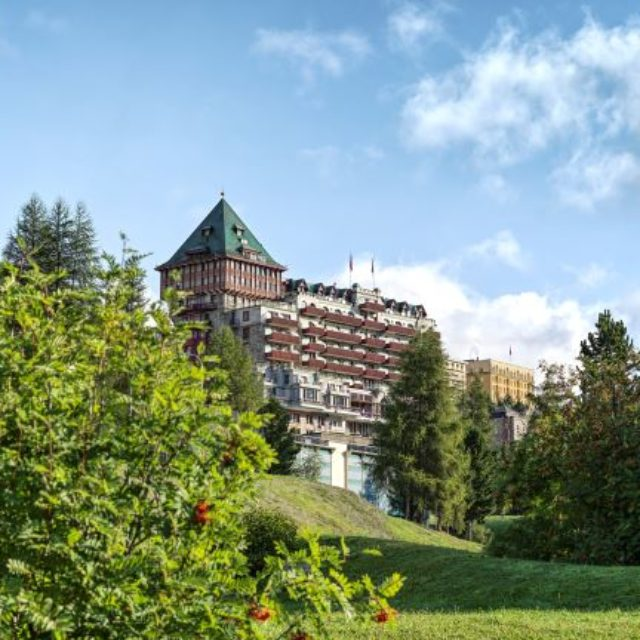 MAXIME LUVARA NUOVO EXECUTIVE CHEF AL BADRUTT'S PALACE HOTEL DI ST. MORITZ